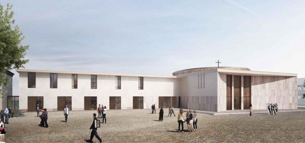 Cintolese (PT) inaugura la nuova chiesa