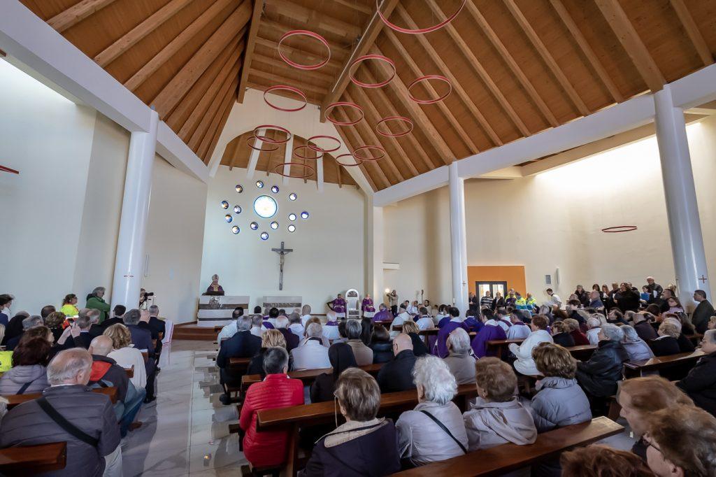 Magrignano: una nuova chiesa per Livorno