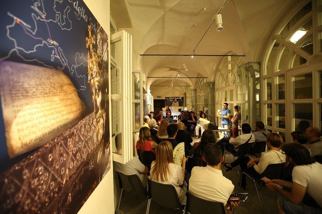 La grafica nel pensiero medievale: Vercelli ospita Martina Brugnoli