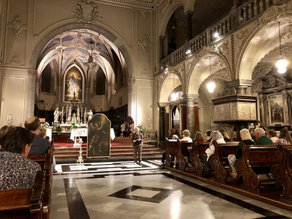 La lunga notte delle chiese