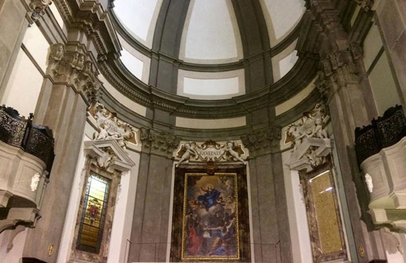 Pescia: la cattedrale dopo 500 anni torna a splendere