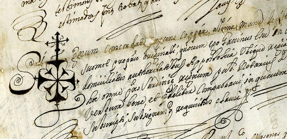 Ales: tre secoli di storia negli atti notarili