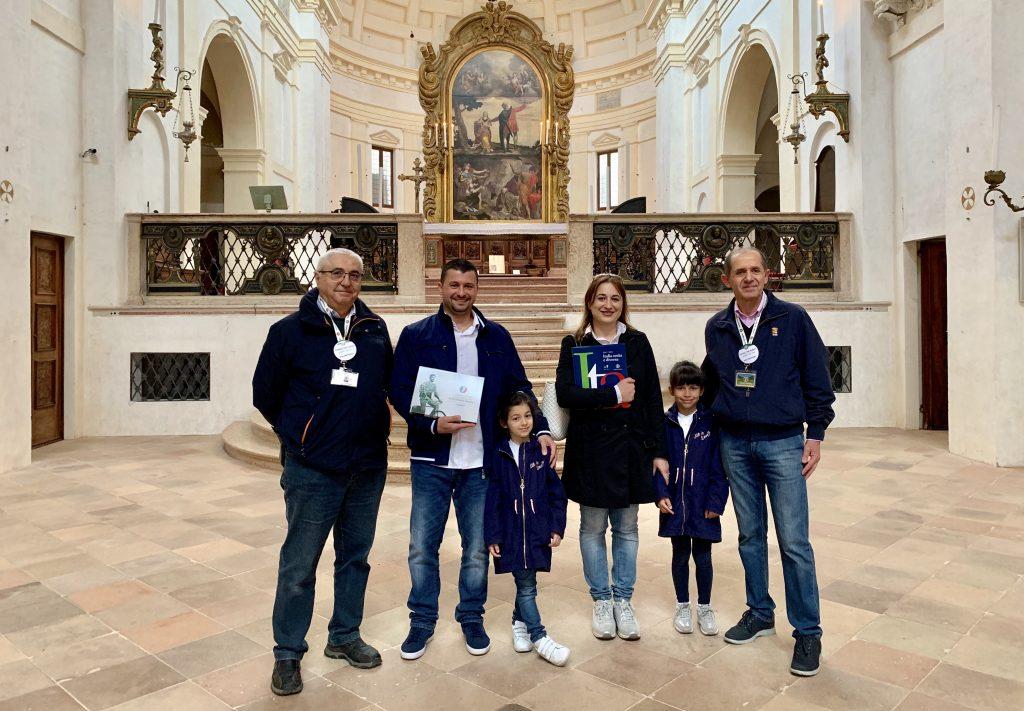 Mantova: a Santa Barbara il milionesimo visitatore