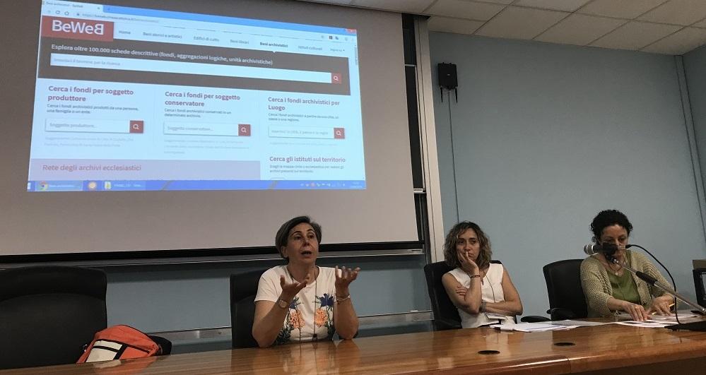 Raccontare il patrimonio all'Università della Campania