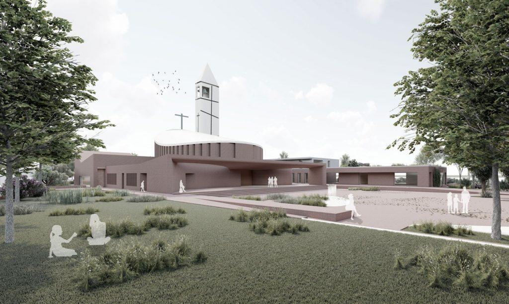 Progetto per la parrocchia di Fiano Romano: la scelta della Giuria