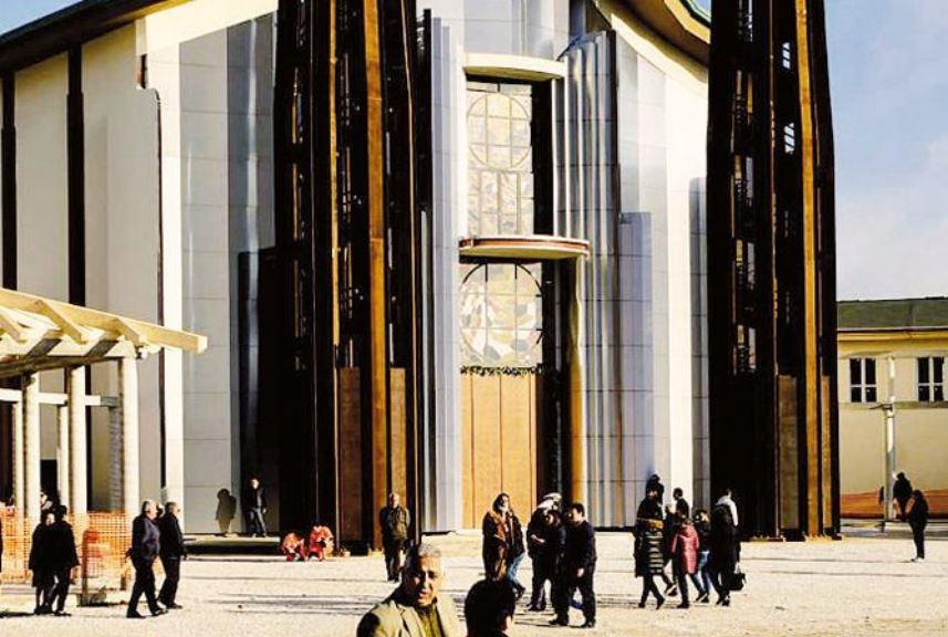 Paolo Portoghesi racconta la cattedrale di Lamezia Terme