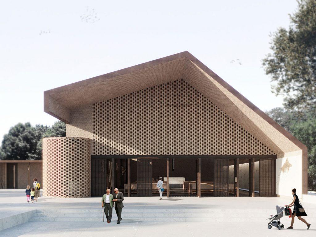 Nuova chiesa di Rizziconi: il progetto vincitore