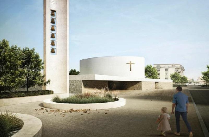 San Biagio a Locri: ecco il progetto scelto per la nuova chiesa