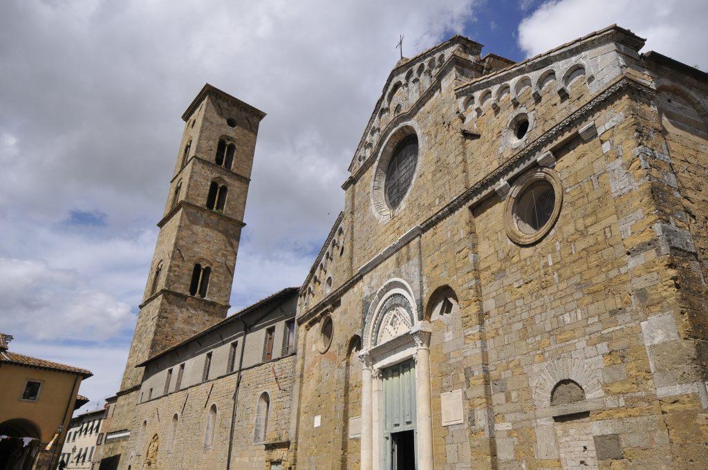 La Cattedrale di Volterra riapre al culto